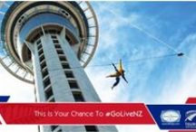 Live New Zealand / Showcasing the best of family & #adventure experiences that #NewZealand has to offer! #GoLiveNZ #travel #CnK