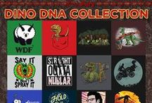 Dino DNA Collection / by TeeFury