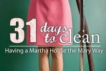housekeeping / by Dorothy Vance