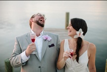 Bride and Groom / by Floridian Social