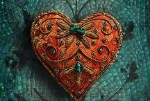 Color-Shape-Vibe Love / by Kerri Kowal