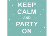 Party Ideas / by On My Plate