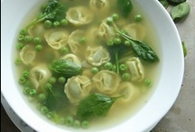 Recipes: Soup for the Soul / by On My Plate