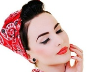 All things Pin-Up / by Matrixbabe Vintage