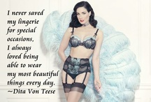 Lingere / by Matrixbabe Vintage