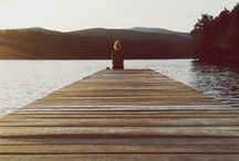 Simplicity. / by Julie Knauss