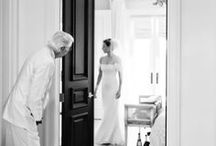 Getting Ready / Should you have your photographer capture getting ready shots of both the bride and groom? Yes, yes and yes. / by Floridian Social