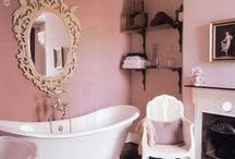 Must do a pink room! / Pretty.  in pink. / by Brianna Carson