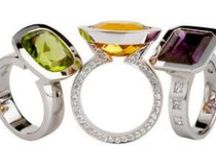 Show Your True Colors Gemstone Jewelry Collection / Let's be honest, who doesn't love a great pop of color in their jewelry?