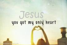 Jesus LOVE!