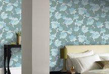 Wallpaper obsessed / Paper coverings to make me swoon / by Brianna Carson