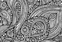 Doodles & Tangles / by Jennifer Travis