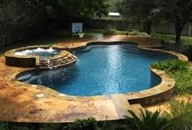 I really need a pool or a hot tub... / by Soozie Goedde