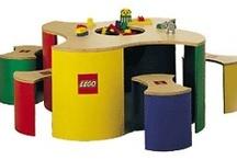 Legotisch / Legotische für die Kinderspielecke