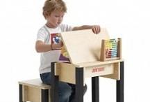 Kinderspielmöbel / Spielmöbel aus holz für die Kinderspielecke