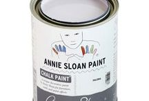 PALOMA | Chalk Paint® by Annie Sloan / Beautiful projects with Chalk Paint® decorative paint by Annie Sloan in Paloma!