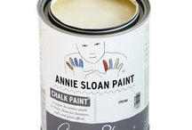 CREAM | Chalk Paint® by Annie Sloan / Beautiful projects with Chalk Paint® decorative paint by Annie Sloan in Cream!