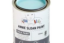 PROVENCE | Chalk Paint® by Annie Sloan / Beautiful projects with Chalk Paint® decorative paint by Annie Sloan in Provence!