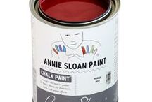 PRIMER RED | Chalk Paint® by Annie Sloan / Beautiful furniture, fabric, cabinetry, and home decor projects with Chalk Paint® decorative paint by Annie Sloan in Primer Red!