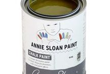 OLIVE | Chalk Paint® by Annie Sloan / Beautiful projects with Chalk Paint® decorative paint by Annie Sloan in Olive!