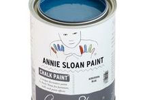 AUBUSSON BLUE | Chalk Paint® by Annie Sloan / Chalk Paint® Beautiful projects with Chalk Paint® decorative paint by Annie Sloan in Aubusson Blue!