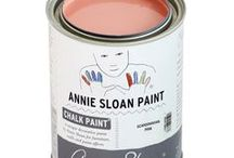 SCANDINAVIAN PINK | Chalk Paint® by Annie Sloan / Beautiful projects with Chalk Paint® decorative paint by Annie Sloan in Scandinavian Pink!