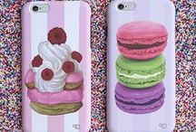 Designer iPhone Cases - 6/6s and 6/6s Plus / PLIA's iPhone cases.  Geek out! http://www.pliadesigns.com/designer-iPhone-cases.html