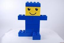 LEGO Soft  / LEGO Soft grosse weiche Bausteine für die Kinderspielecke. Riesenlego für drinnen und draußen.
