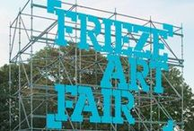 Frieze London / A collection of some of our favourite Frieze 2013 moments. / by ANTIPODIUM