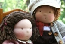 Dolls I love / by Maria Stout
