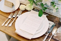 placesettings & table decor