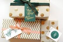 wrapping & gift tags