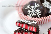 Christmas Baking / No one can resist my Schwetty balls. / by Brianna Carson