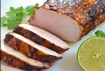 Recipes: Pork / by On My Plate