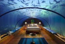 Extraordinary Hotels / by Sylvia S