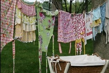 Vintage Aprons, and Other Prairie Stories / Some vintage 'style', but mostly vintage vignettes of a historic love of hard work, country, and beauty. / by Matrixbabe Vintage