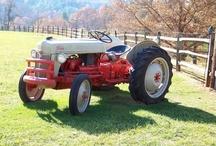 Vintage Tractors / by Matrixbabe Vintage