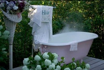 Country ~The Bath and the Outhouse / by Matrixbabe Vintage