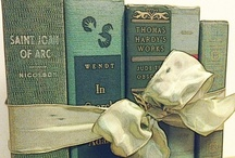 Vintage Books, Papers, and Sheets / by Matrixbabe Vintage
