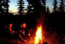 Campfires on the Prairie .. and other venues .. / We love gathering around a campfire... Weather it be with family, friends, or just the two of us..  / by Matrixbabe Vintage