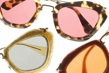 Eye Wear Passion / I am an Optometric Assistant who loves eye wear.. ;)  / by Matrixbabe Vintage