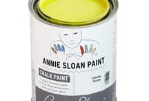 ENGLISH YELLOW | Chalk Paint® by Annie Sloan / Beautiful projects with Chalk Paint® decorative paint by Annie Sloan in English Yellow!