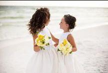 Flower Girls, Ring Bearers & Littles / Cuteness overload! / by Floridian Social
