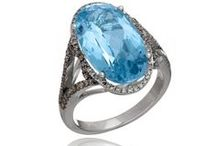 Something Blue / Pretty blue accessories for brides / by Floridian Social