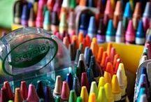 Crayons / by Jennifer Travis