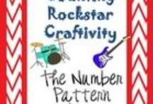 """My Math """"Craftivities"""" / A collection of math crafts that help with the Common Core and make learning fun.  I miss the days of making things so I decided to combine the art with the math skills we need to work on..............."""