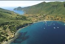 Two Harbors / Two Harbors, Catalina Island is off the beaten path. Catalina Island Vacation Rentals now offers two vacation rentals on this side of the Island.