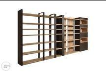 FIBONACCI bookcase
