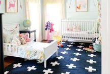 nurseries & rooms for children