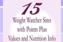Weight Watchers Recipes / Recipes and their points / by Kim M
